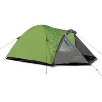 Tourist tent Spokey CABIN 3 for 3 people, double layer, Spokey