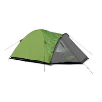 Tourist tent Spokey CABIN 4 for 4 people, double layer, Spokey