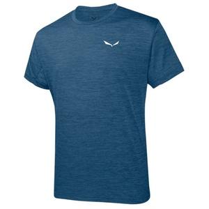 T-Shirt Salewa Puez MELANGE DRY M S/S TEE 26537-8968, Salewa