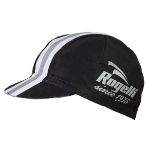 Sports cap Rogelli RETRO, black 009.955, Rogelli