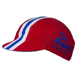 Sports cap Rogelli RETRO, red 009.955., Rogelli