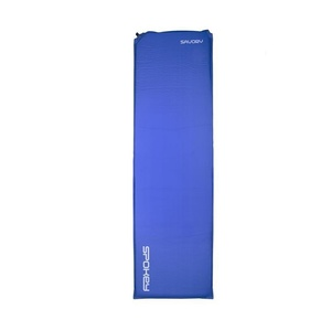 Spokey SAVORY Self inflated sleeping pad 2,5 cm available color in detail, Spokey