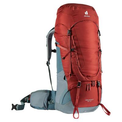 Backpack Deuter Aircontact 45+10 lava / teal, Deuter