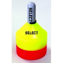 Marking cones Select Marker set 24 pc including of the holder red yellow, Select