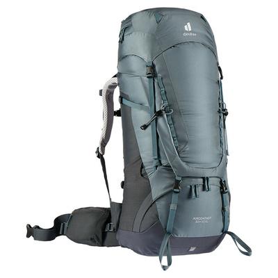 Backpack Deuter Aircontact 50 + 10 SL shale / graphite, Deuter