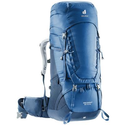Backpack Deuter Aircontact 50 + 10 SL steel / midnight, Deuter