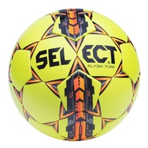Football ball Select FB Flash Turf yellow orange, Select