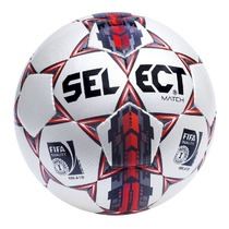 Football ball Select FB Match white red, Select