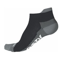 SENSOR socks Race Coolmax Invisible black / gray 1041008-17, Sensor