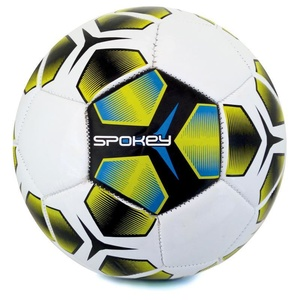 Spokey HASTE football ball size. 5, blue-and-yellow, Spokey