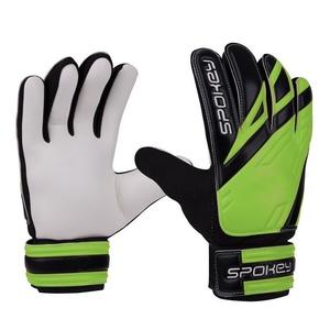 Spokey TRIBUTE goalkeeper gloves green, Spokey