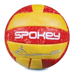 Spokey STREAK II volleyball ball red size. 5, Spokey