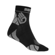 Socks Sensor Marathon black / gray 17100126