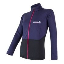 Women jacket Sensor Professional black / purple 17200083, Sensor