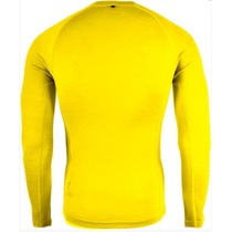 Men shirt Silvini LANA MT565 yellow, Silvini