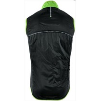 Cycling vest Silvini GARCIA MJ803 green-black, Silvini