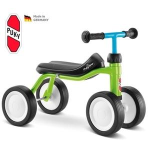 four-wheeled kiwi balance bike PUKYLINO PUKY 3018, Puky