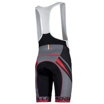 Cyclokrats Rogelli ANDRANO 2.0 with gel cycling, red-gray 002.254., Rogelli