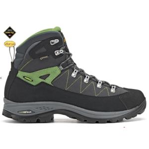 Shoes ASOLO Finder GV Black / Gunmetal / English ivy A741, men, Asolo