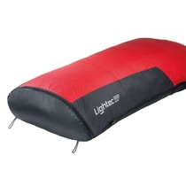 Sleeping bag Ferrino LIGHTEC 1200 Duvet red 86703FG, Ferrino