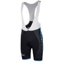 Cyclokrats Rogelli UMBRIA 2.0 with gel cycling, black and blue 002.247., Rogelli