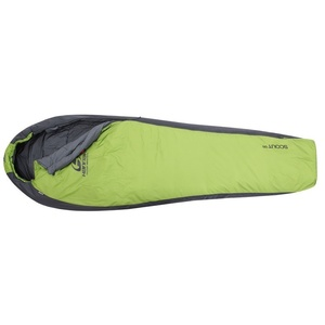 Sleeping bag HANNAH Scout 120 Macaw green / graphite 195L, Hannah