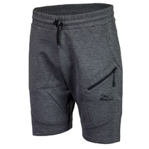Functional shorts Rogelli TRAINING with freer cut, gray, Rogelli