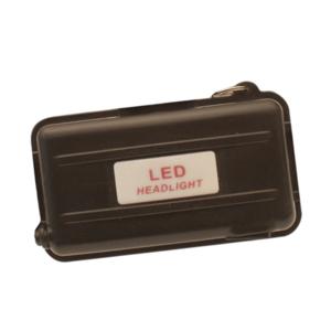 Head lamp YATE PUMA II, 6W CREE, 2x bat 18650, charger, Yate