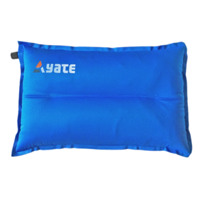 Self inflated pillow YATE blue 43x26x9 cm, Yate