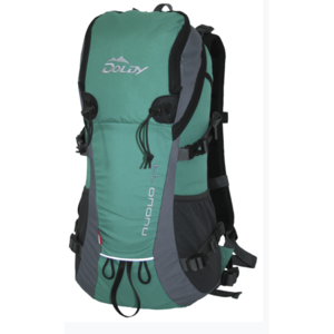 Backpack DOLDY Nuovo 17l green / gray, Doldy