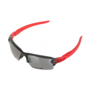 Sun glasses OAKLEY Flak 2.0 XL Ruby Fade w/ PRIZM Black Pole OO9188-6659, Oakley
