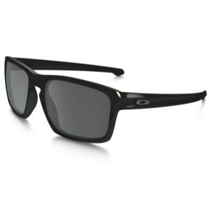 Sun glasses OAKLEY Sliver Polished Black w/ Black Iridium OO9262-04, Oakley