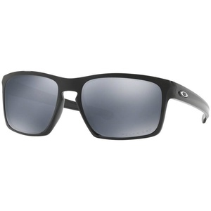 Sun glasses OAKLEY Sliver Pole Black w/ Black Irid Polar OO9262-09, Oakley
