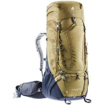 Backpack Deuter Aircontact Pro 60 + 15 clay-navy, Deuter