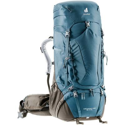 Backpack Deuter Aircontact PRO 55+15 SL arctic / coffee, Deuter