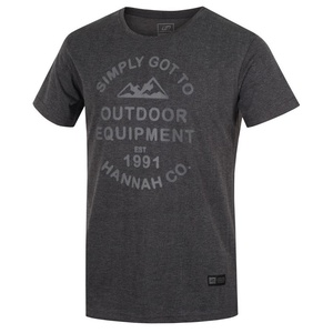 T-shirt HANNAH Elmwood dark mel, Hannah