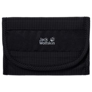 Wallet JACK WOLFSKIN Cashbag Wallet Rfid black, Jack Wolfskin