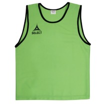 Distinguishing shirt Select Bibs Super green, Select