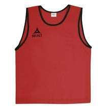 Distinguishing shirt Select Bibs Super red, Select