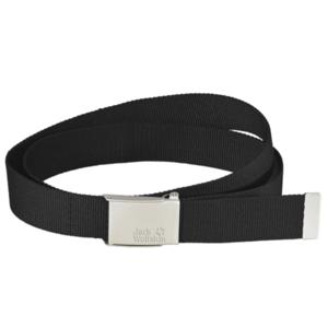 Belt JACK WOLFSKIN Webbing Belt Wide black, Jack Wolfskin