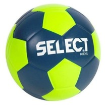 Handball ball Select Foam ball Kids 3rd blue green, Select