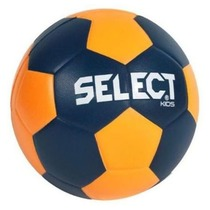 Handball ball Select Foam ball Kids 3rd blue orange, Select