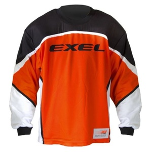 Golmanski jersey EXEL S60 GOALIE JERSEY junior orange / black, Exel
