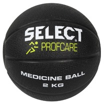 Heavy ball Select Medicine ball 5 kg black, Select