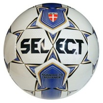 Football ball Select Numero 10 Advance blue white, Select