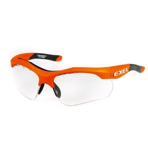 Protective eyewearexel X100 EYE GUARD senior orange, Exel