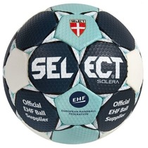 Handball ball Select HB Solera blue, Select