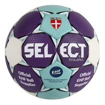 Handball ball Select HB Solera purple, Select