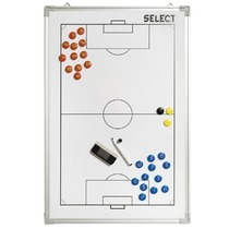 Tactical board Select Tactics board alu football white, Select