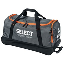 Sports bag Select Teambag Verona with wheels gray, Select